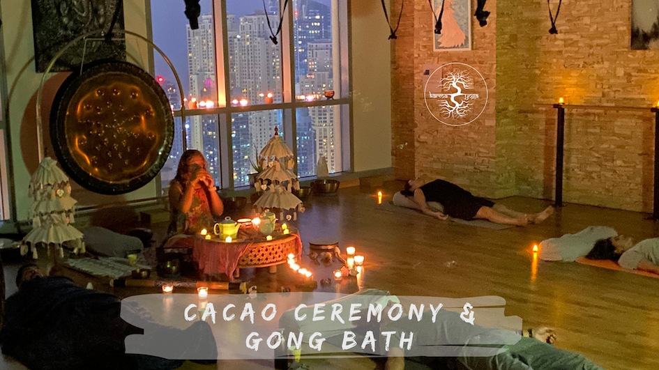 Sacred Cacao & Gong Ceremony