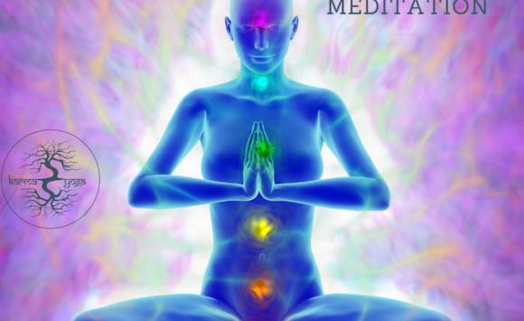Aura Photography & Chakra Meditation