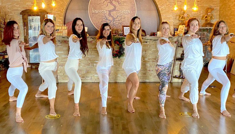 yoga training school
